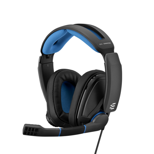 EPOS SENNHEISER GSP 300 Gaming Headset - Black / Blue
