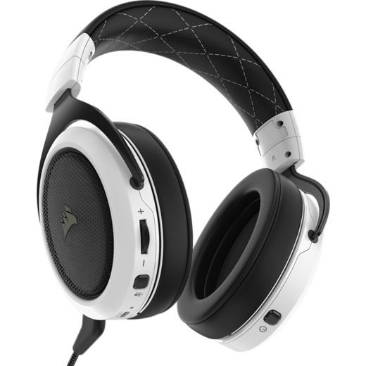 Corsair Gaming HS60 Surround Headset - White
