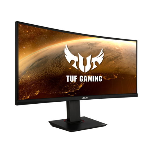 "35"" Asus VG35VQ UltraWide Curved Quad HD LED Gaming Monitor"
