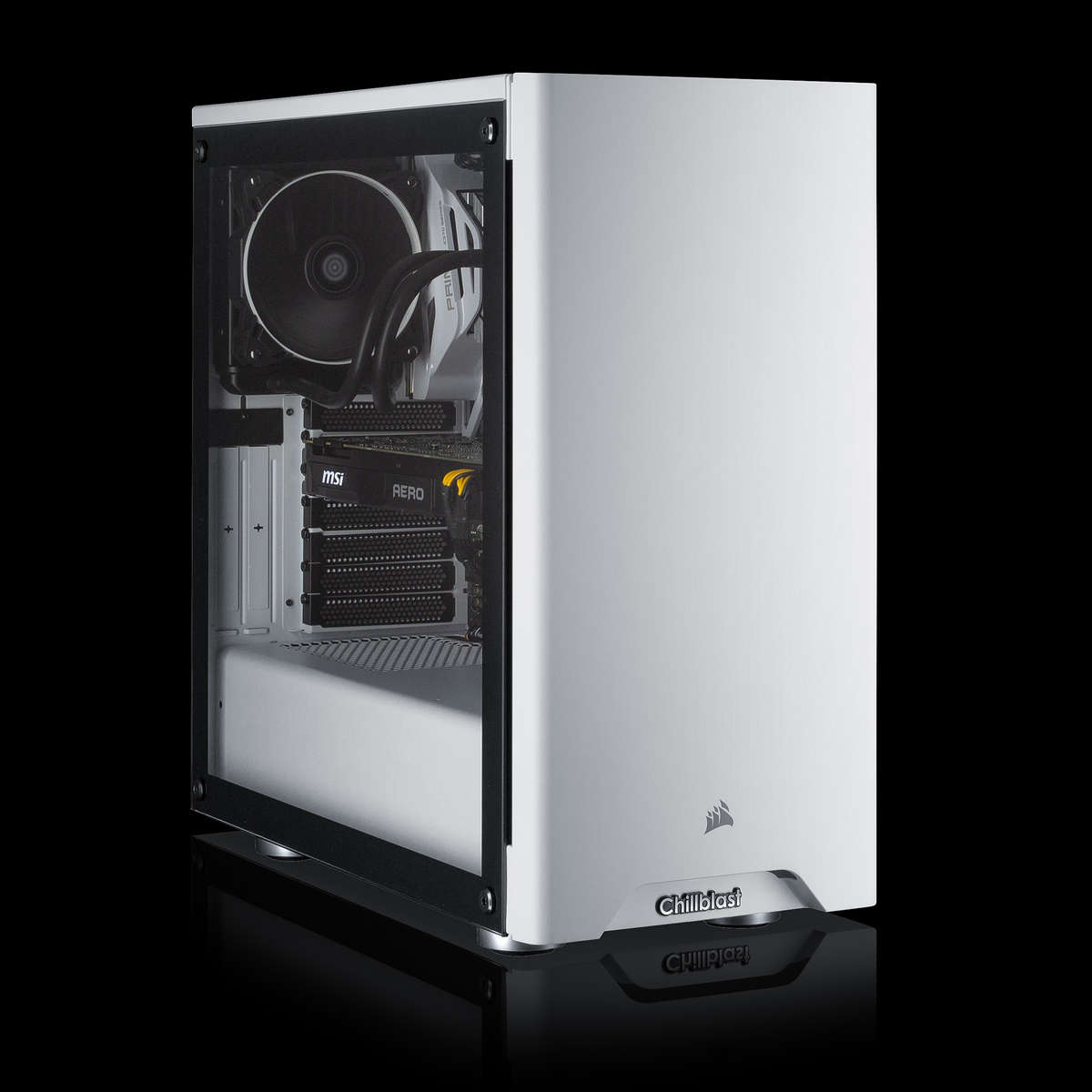 Chillblast Fusion Blizzard Gaming PC