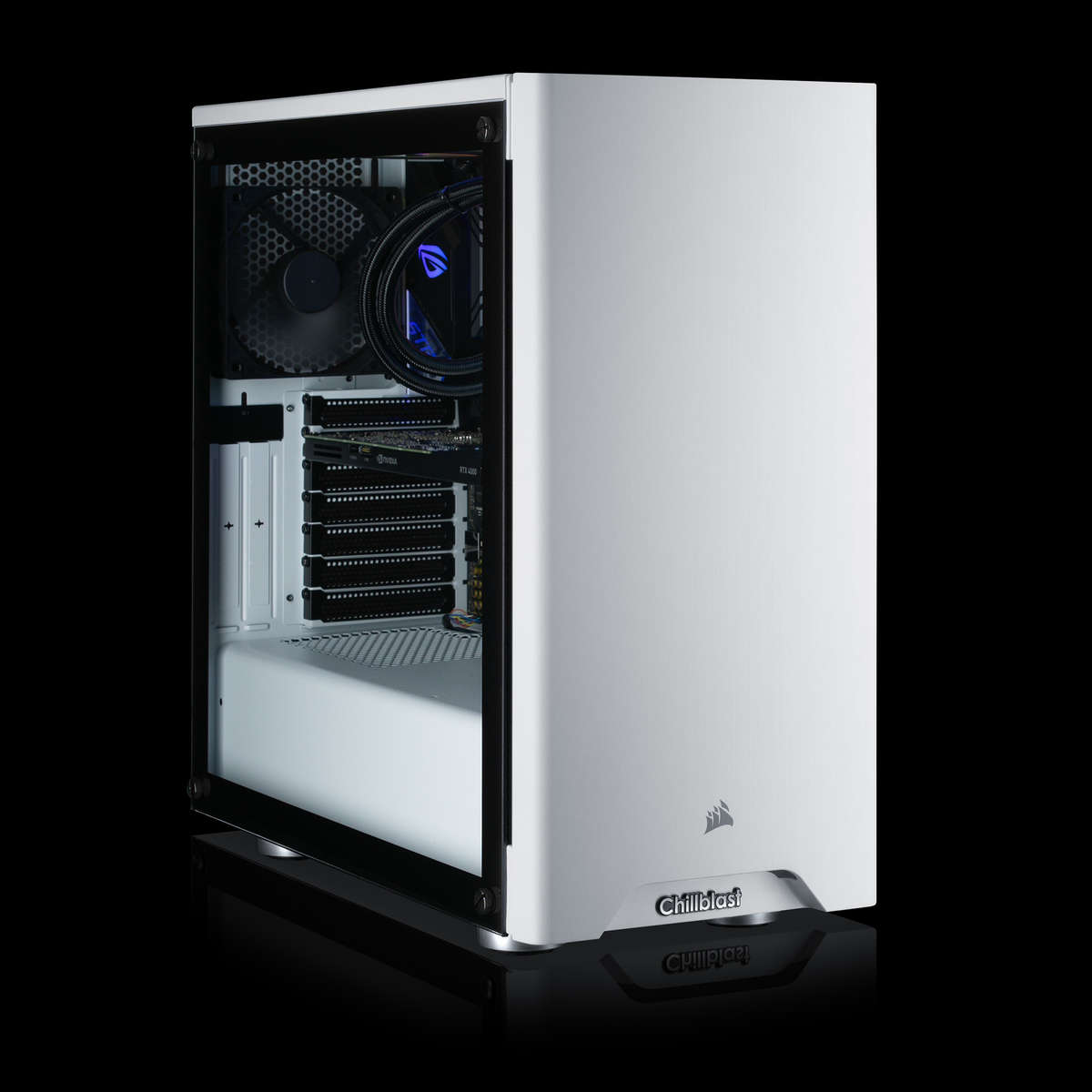 Chillblast Fusion Ryzen Render RTX 4000 Workstation