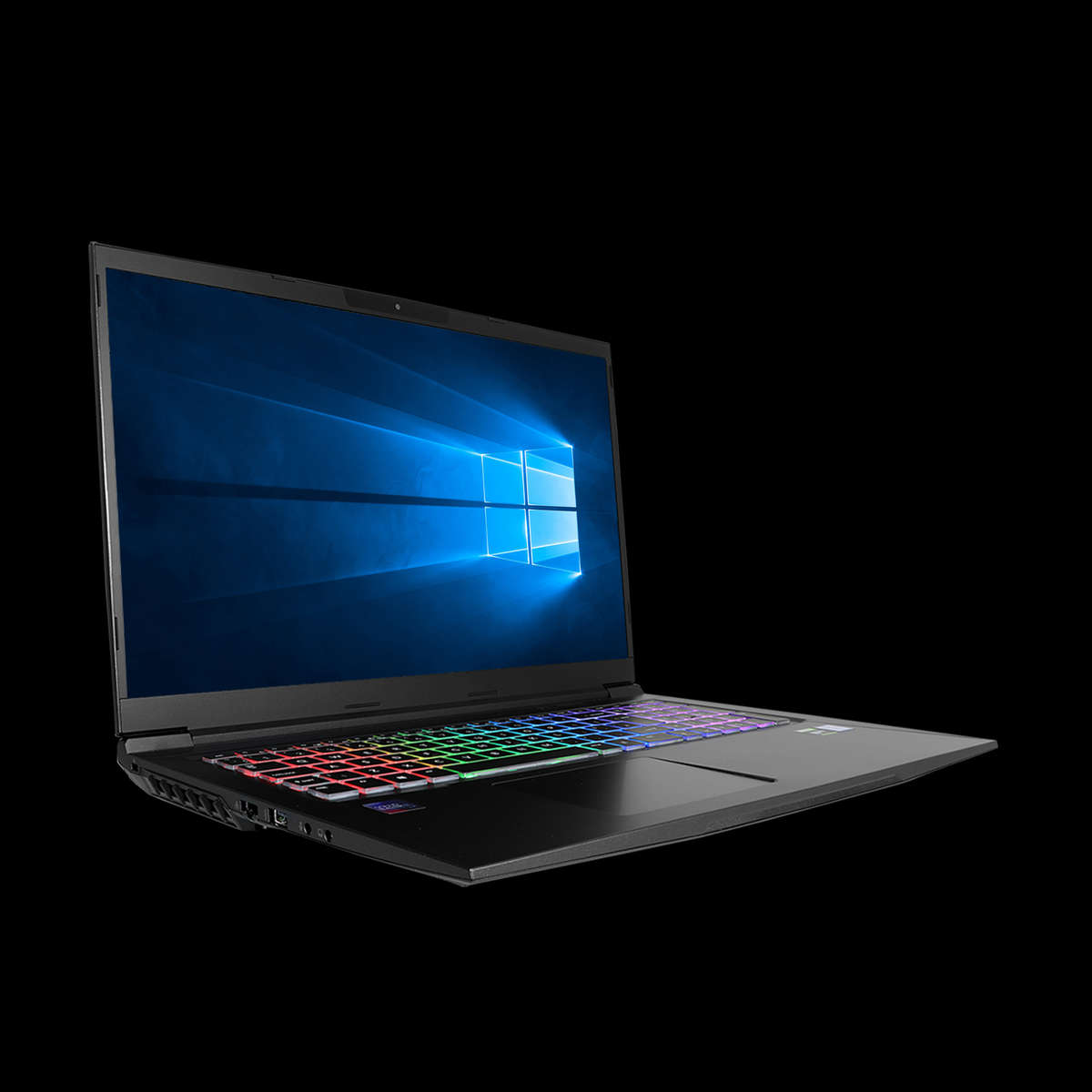 "Image of the Chillblast 17"" Defiant Gaming notebook laptop"