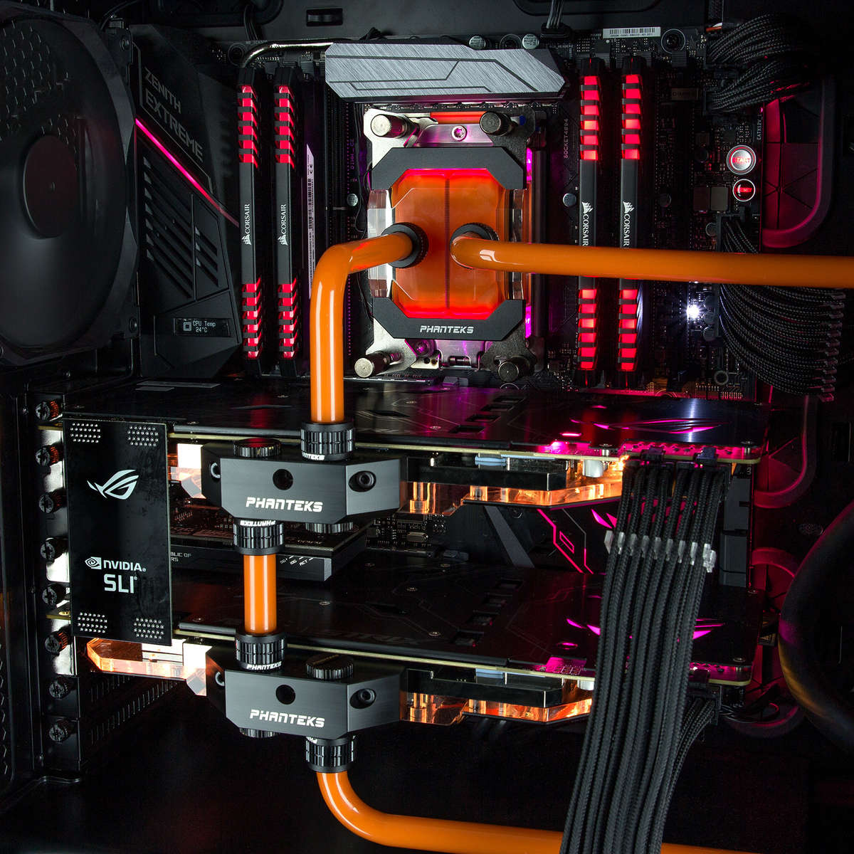 Chillblast Fusion Centauri Ryzen Threadripper Ultimate Gaming PC