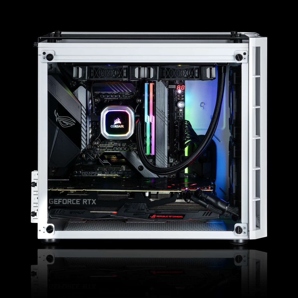 PRE-ORDER - Chillblast Fusion Crystal Gaming PC