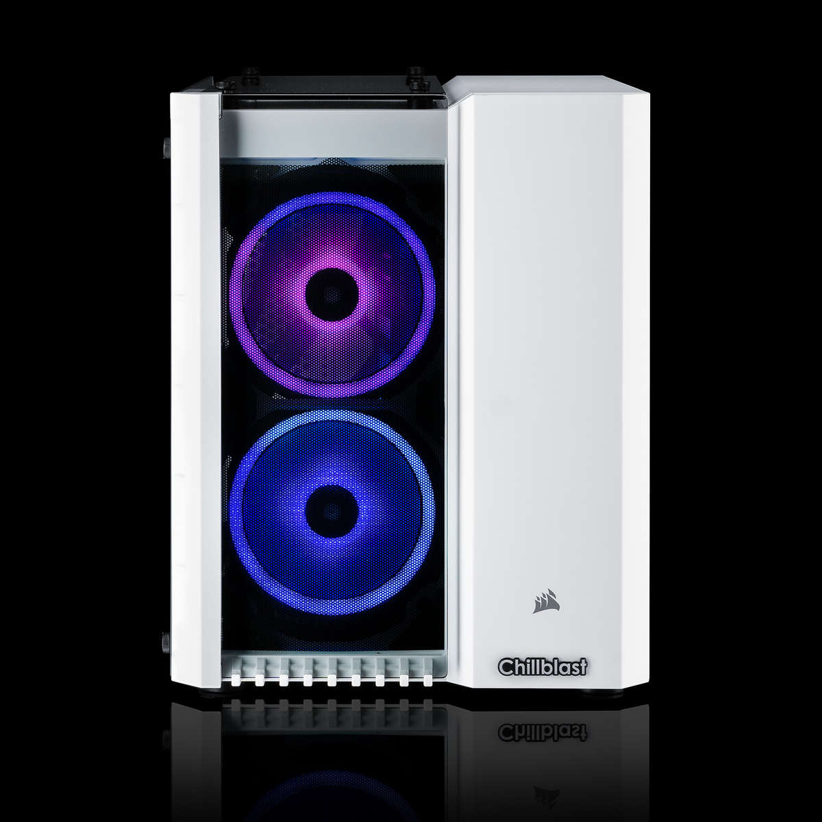 Chillblast Fusion Crystal Lite GTX 1660 Gaming PC