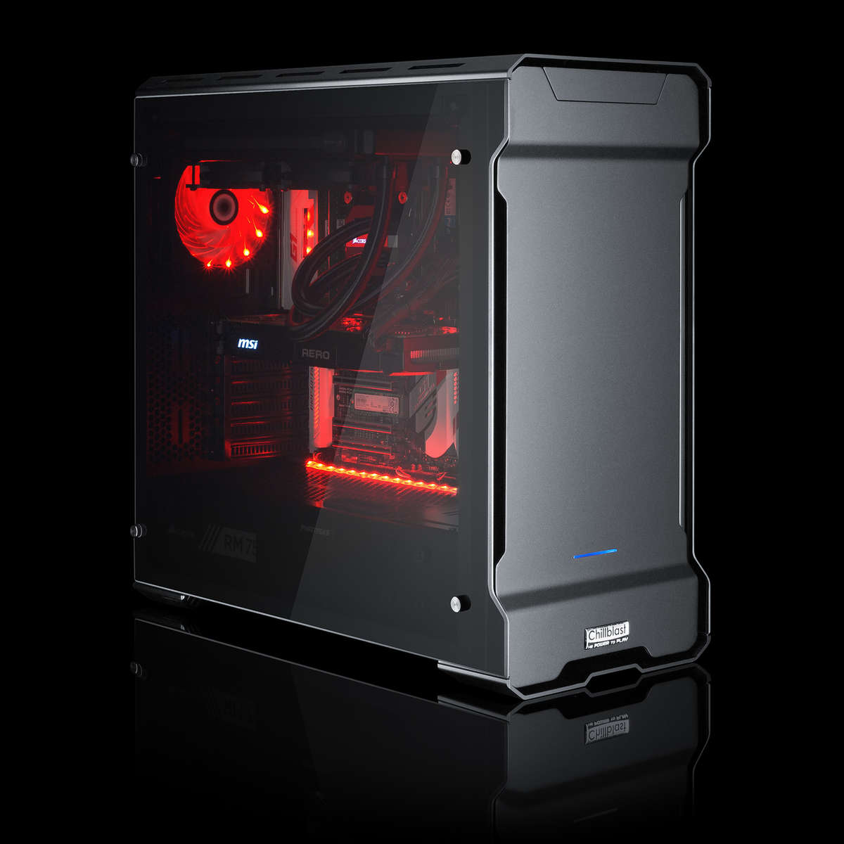 Chillblast Fusion Evolution RGB Gaming PC