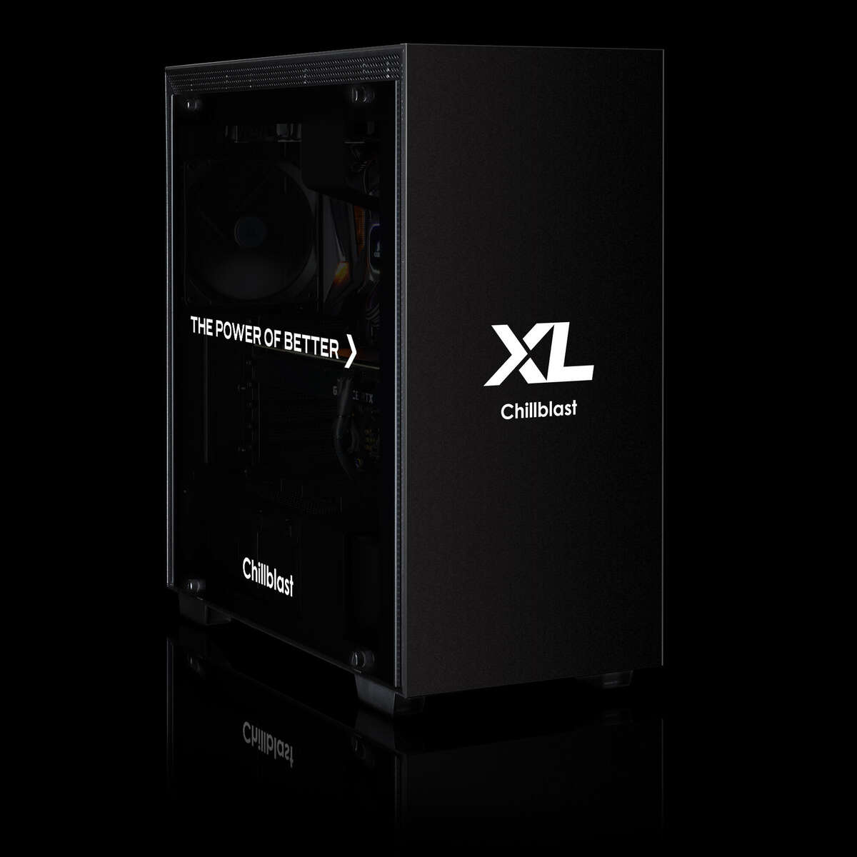 Chillblast Official Excel Esports Challenger Gaming PC