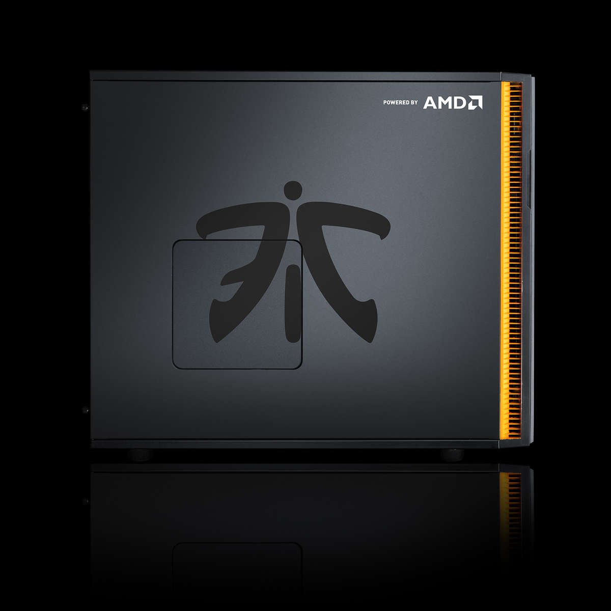 Chillblast Fnatic Official Ultimate Ryzen Gaming PC