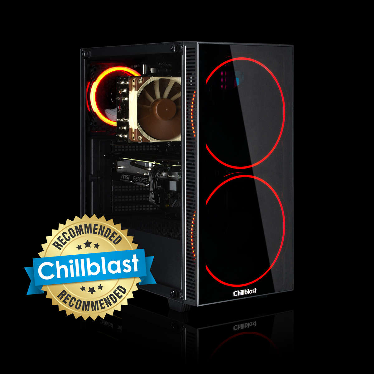 Chillblast Fusion RTX 2080 Ultimate Custom Gaming PC