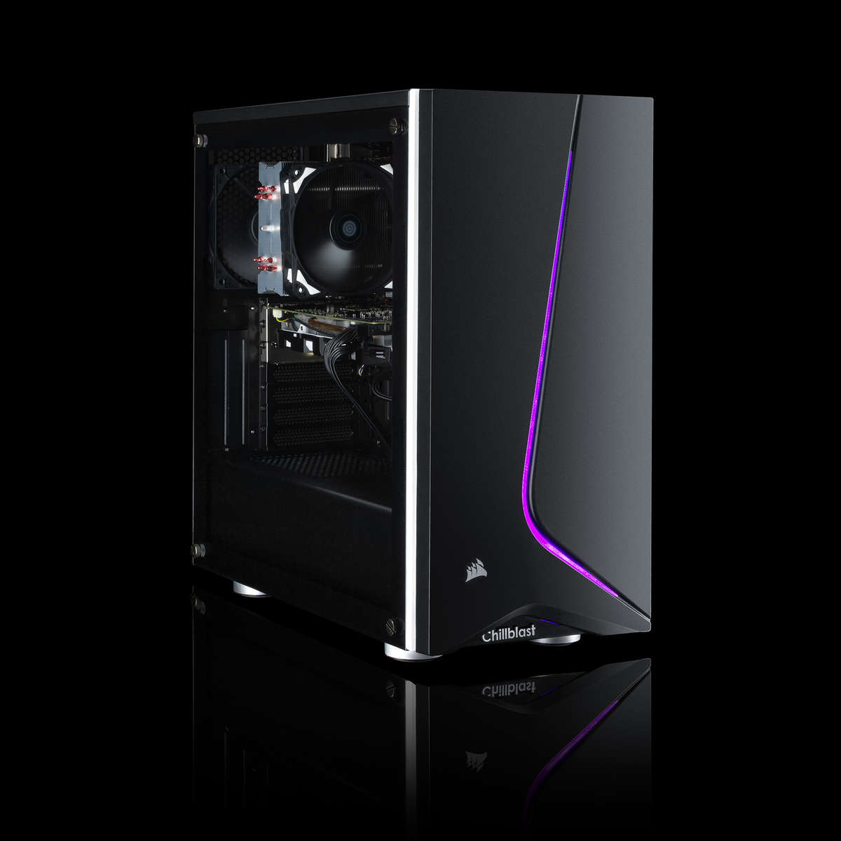 Chillblast Fusion Slingshot GTX 1660 Ti Gaming PC