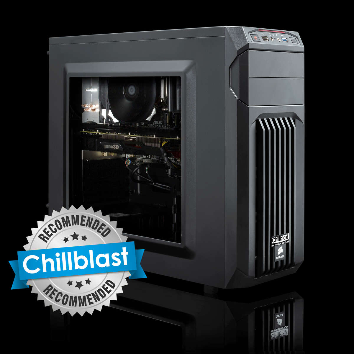 Chillblast Fusion GTX 1060 Custom Gaming PC