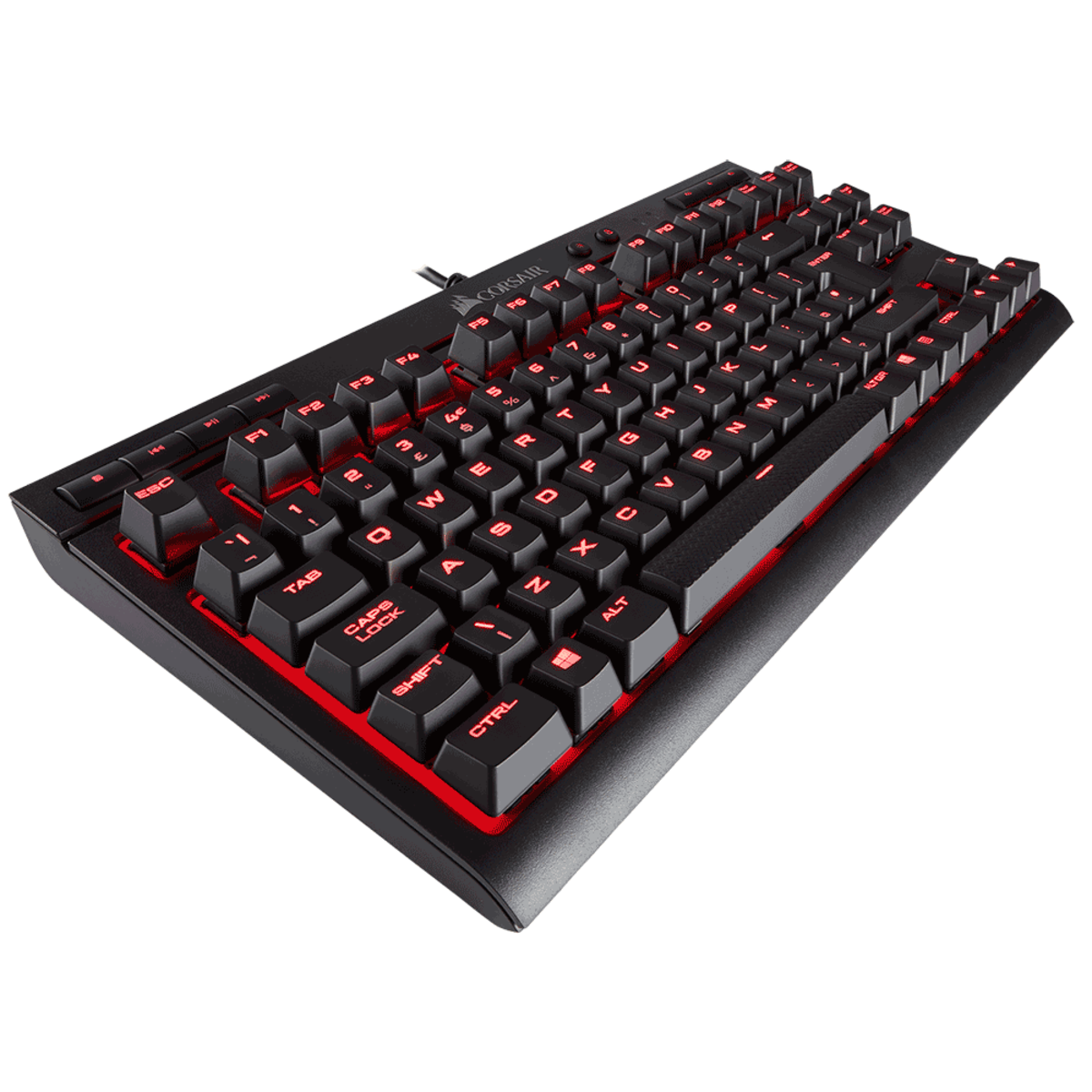 Corsair K63 Compact Mechanical Gaming Keyboard - MX Red