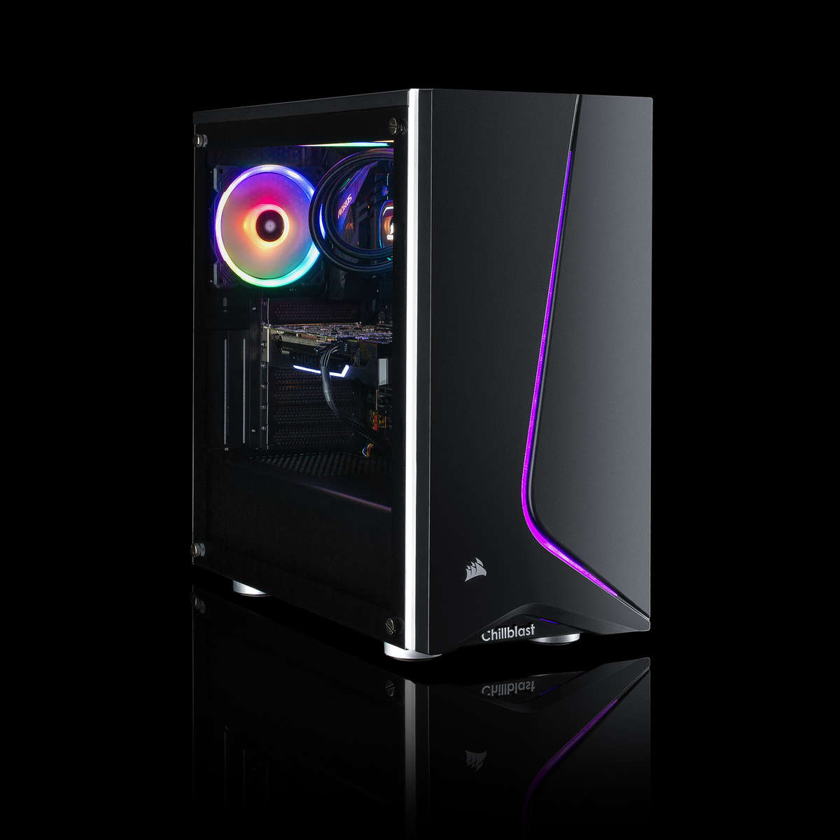 Chillblast Fusion Marauder RTX 2070 Gaming PC