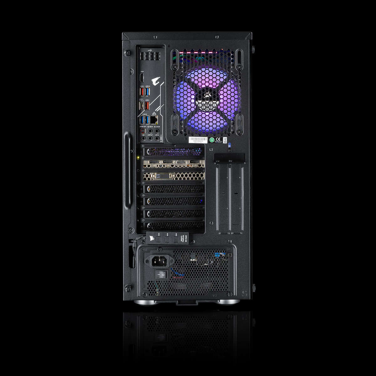 Chillblast Fusion Marauder RTX 2070 Super Gaming PC