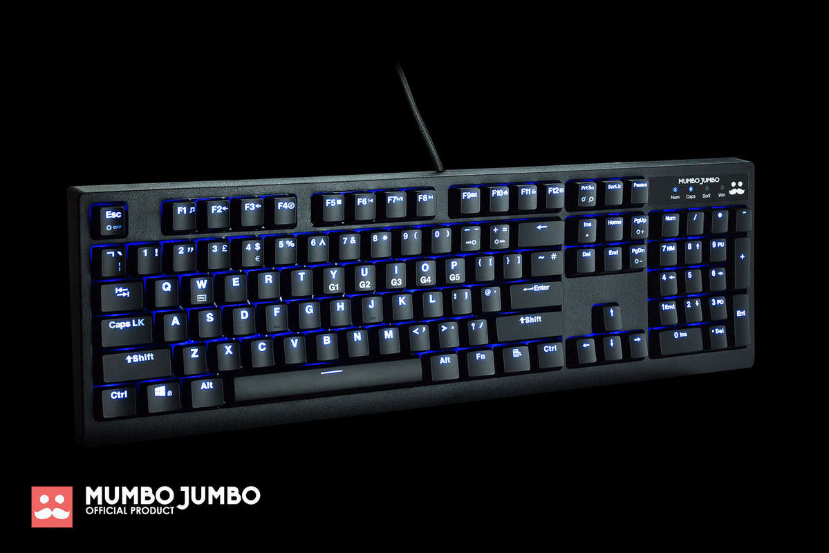 how to use a gaming keyboard