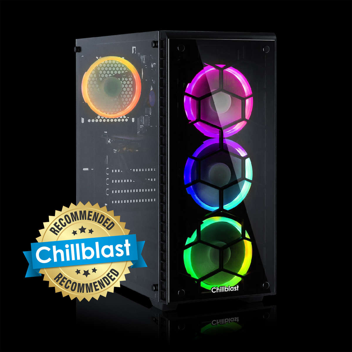 Image of the Chillblast Fusion RTX 2080 Super Custom Gaming PC