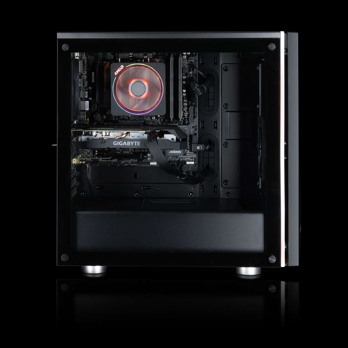Chillblast Fusion Ryzen 7 RTX 2070 Custom Gaming PC
