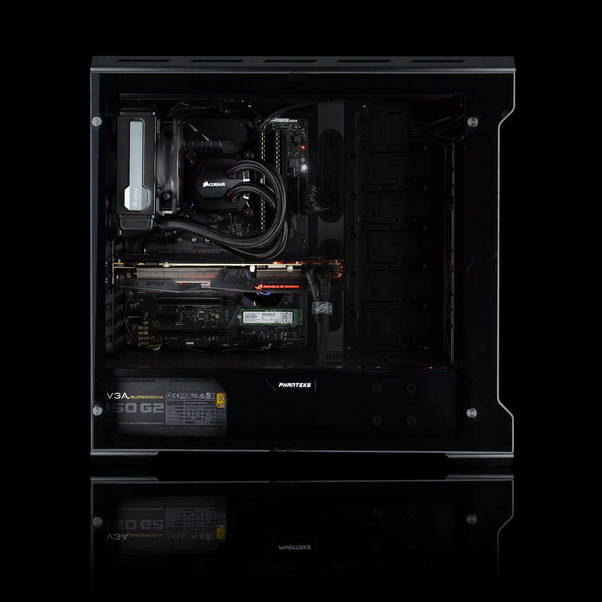 Chillblast Fusion Ryzen 7 3700X Gaming PC