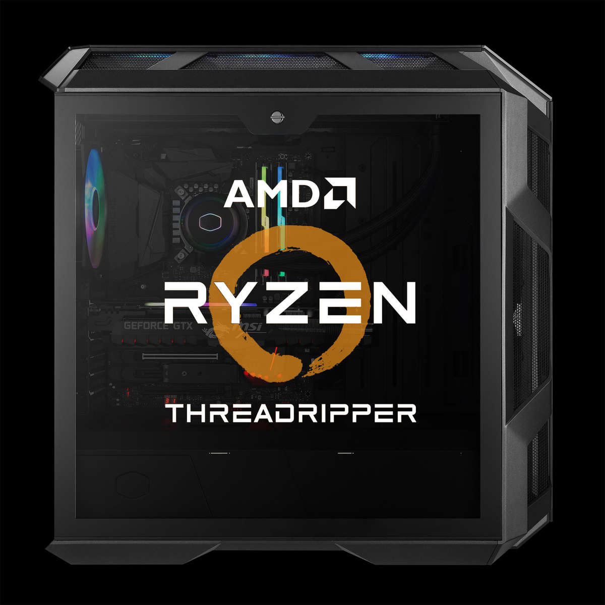 Chillblast Fusion Threadripper 3 3970X RTX 2080 Ti Ultimate Streaming PC