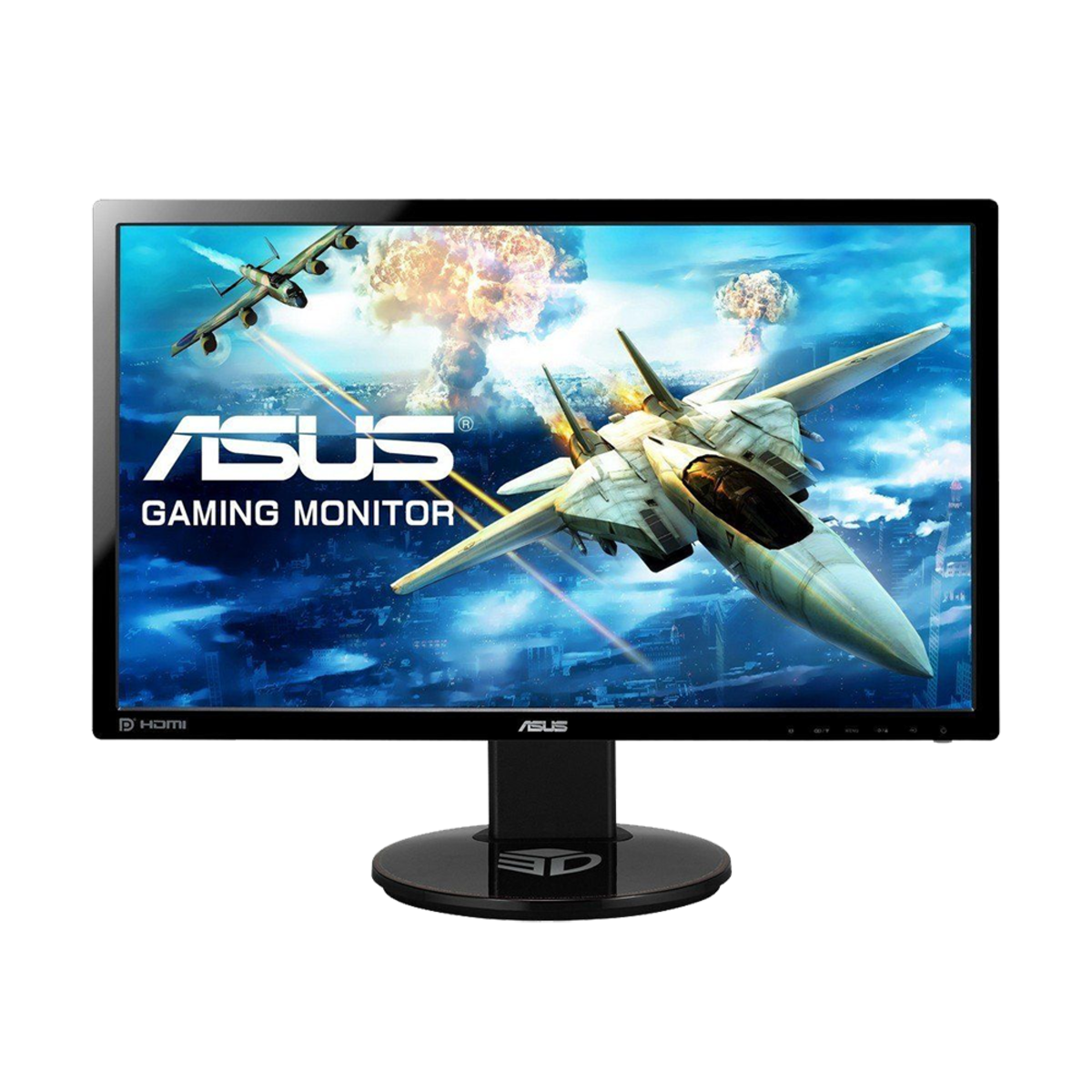 "24"" Asus VG248QE TN 144Hz 1ms Full HD Monitor - Free COD: Black Ops 4"