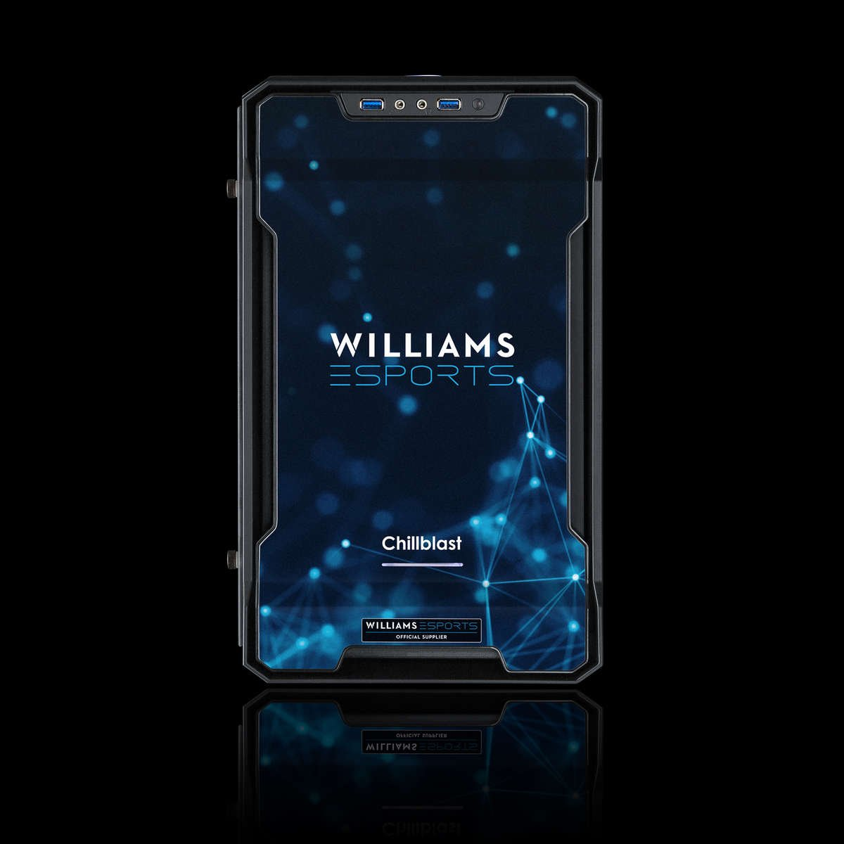 Chillblast Official Williams Esports Ultimate Gaming PC