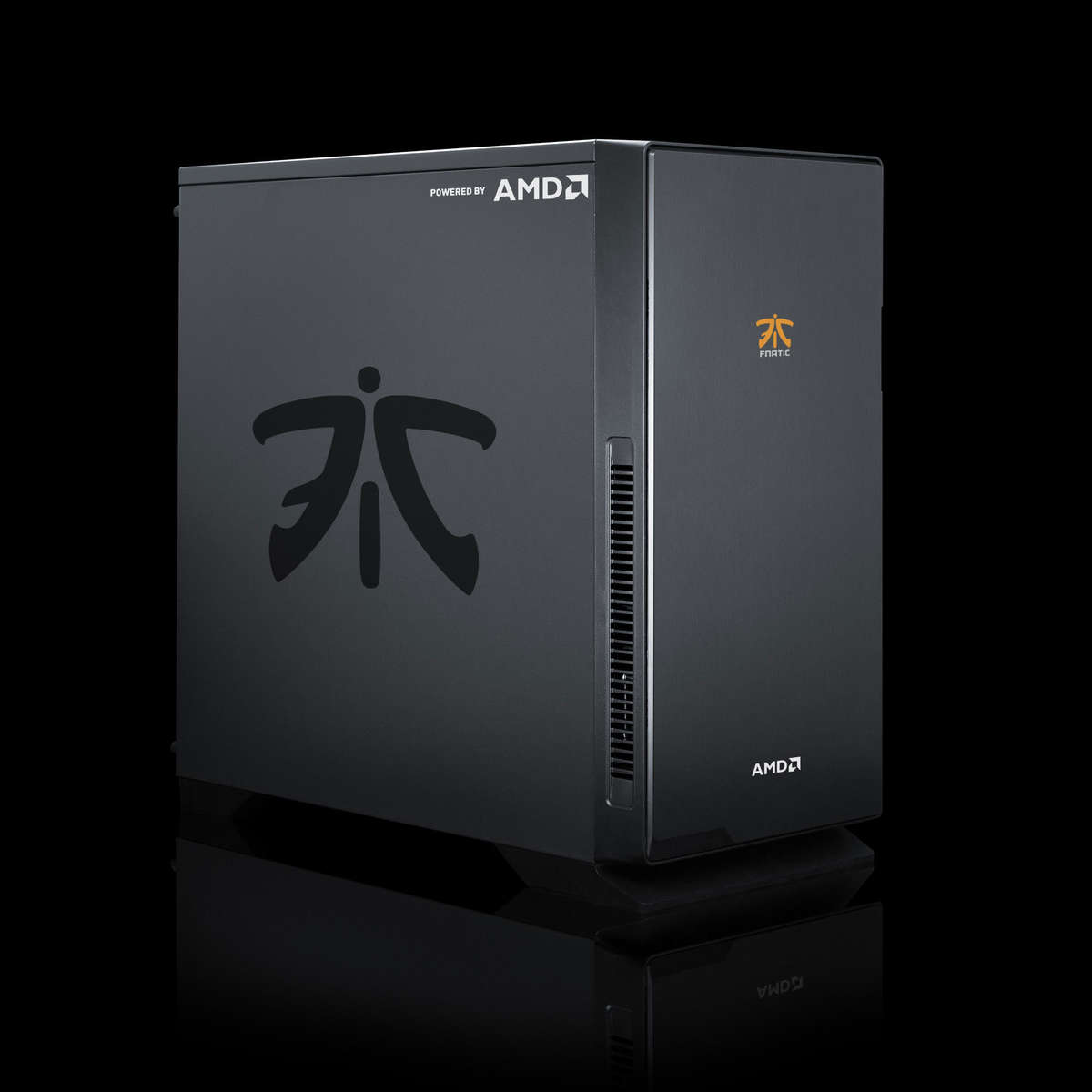 Chillblast Fnatic Official APU Gaming PC