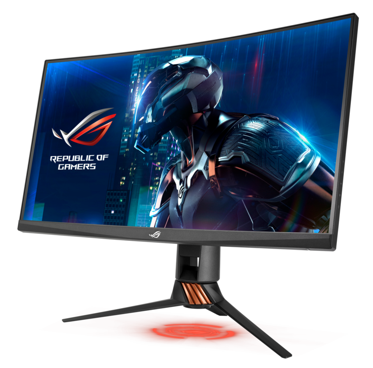 "27"" Asus PG27VQ TN 165Hz 1ms G-SYNC WQHD 2K Curved Monitor"