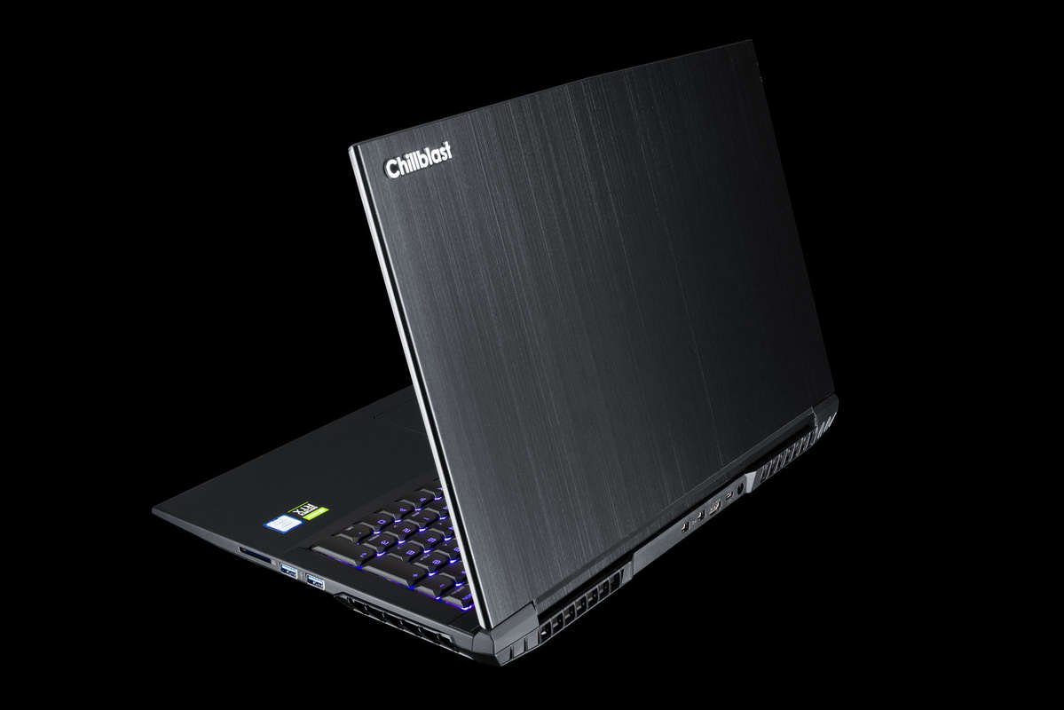 "Chillblast Phantom Advanced 17"" Gaming Laptop"