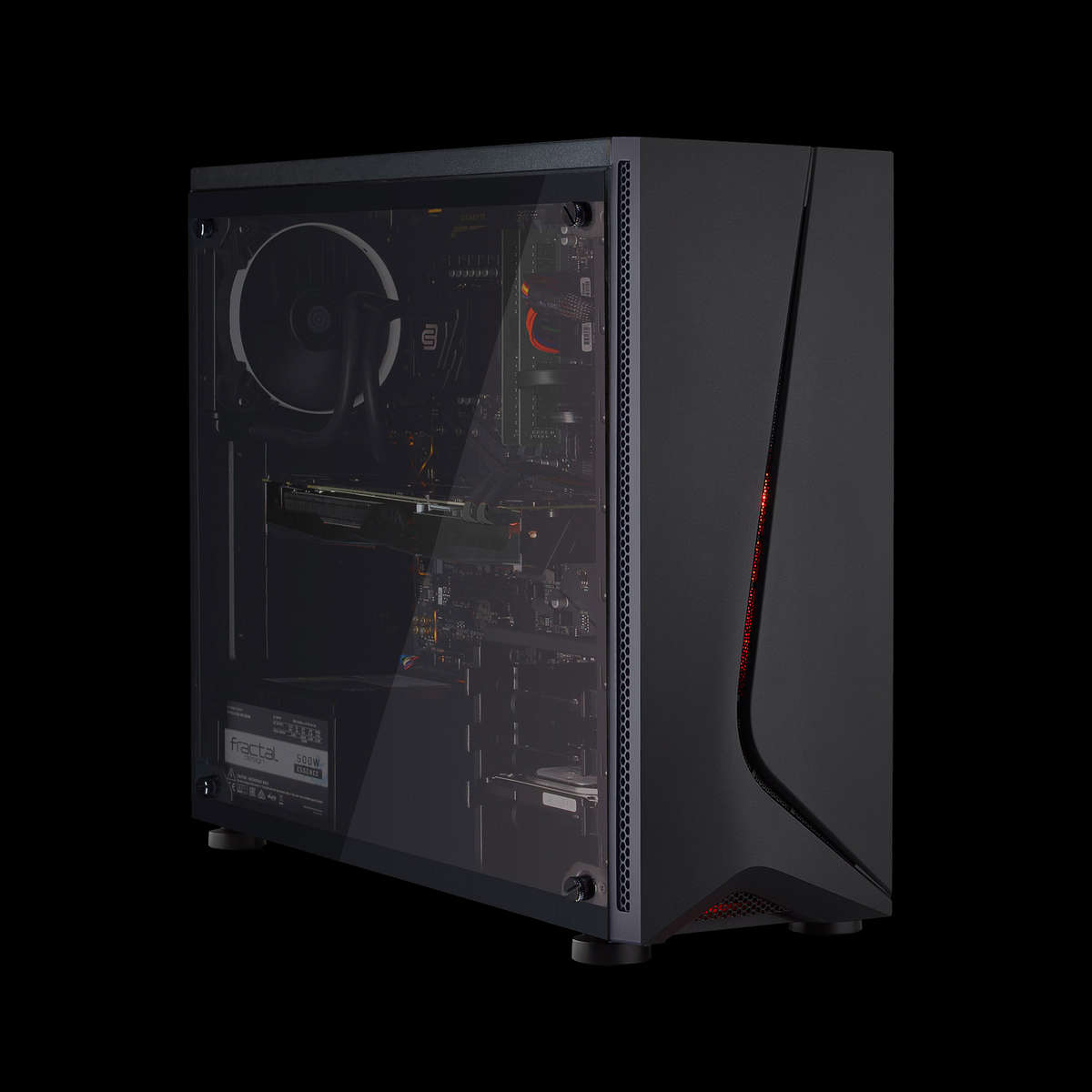Chillblast Fusion Triton Game Design Student PC