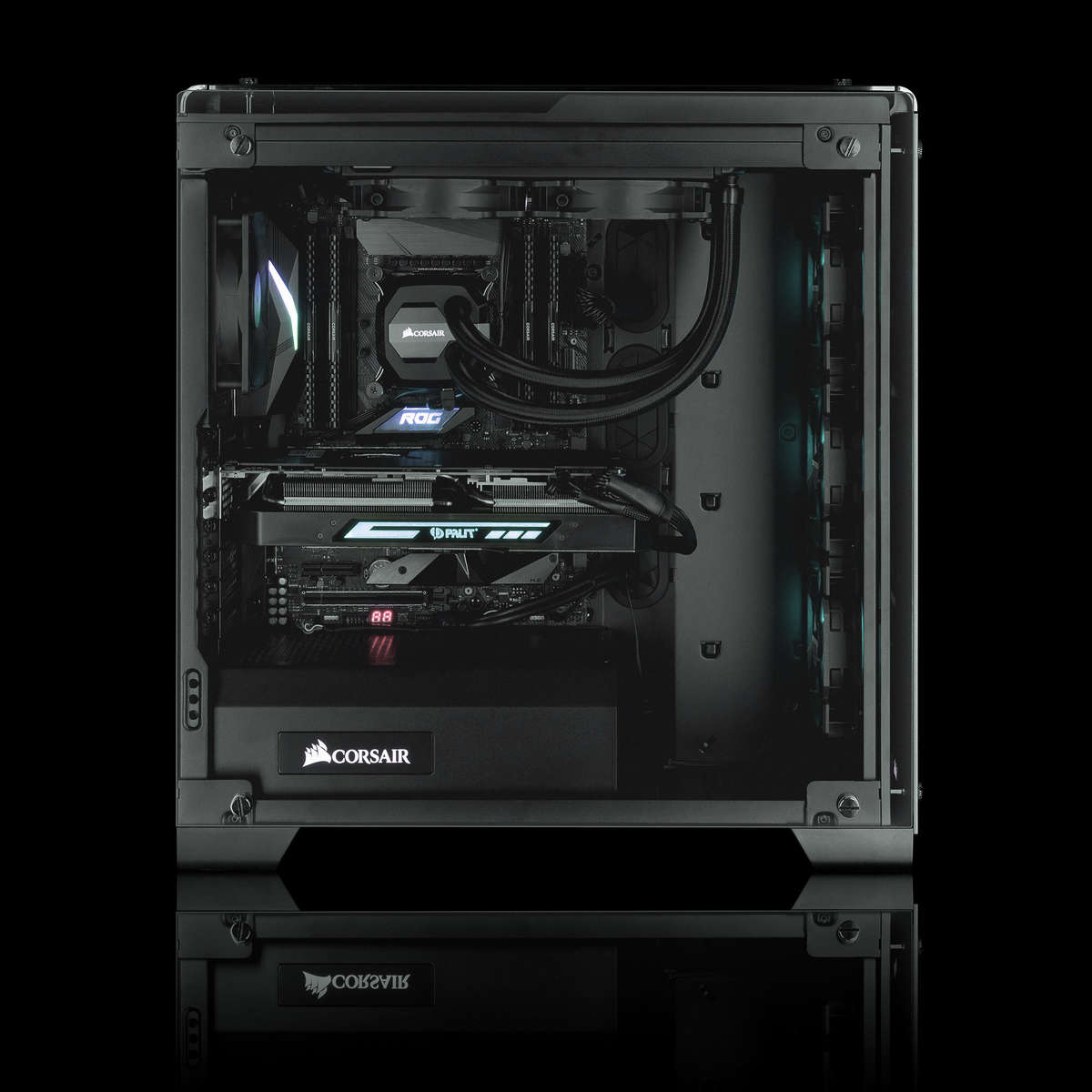 Chillblast Fusion Valkyrie XB-70 III Core-i9 RTX 2080 Ti Ultimate Flight Sim PC